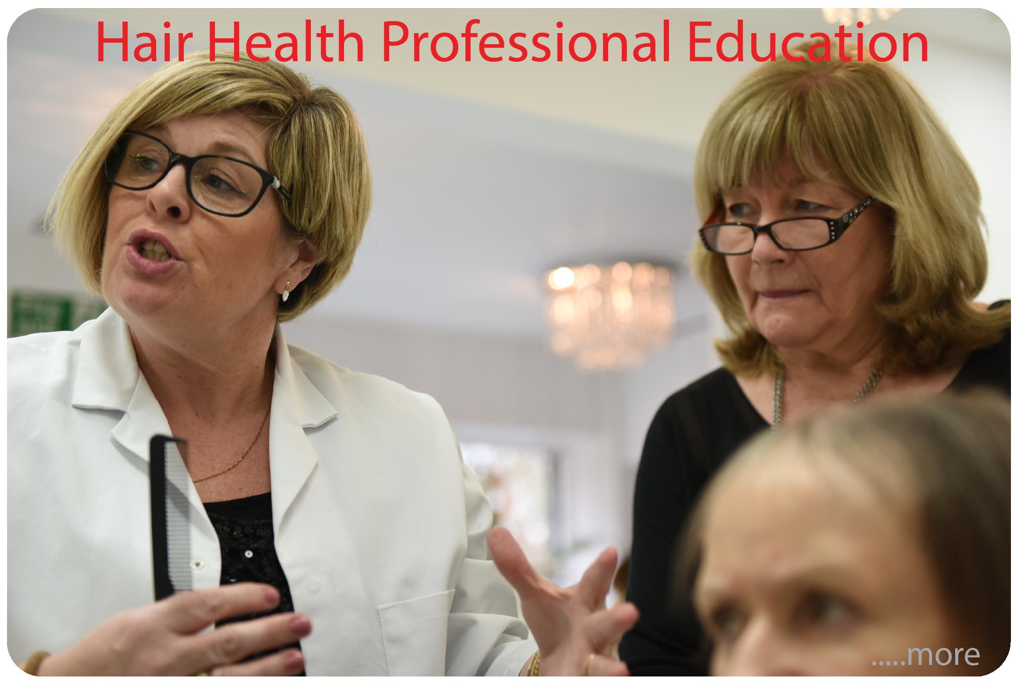 Eva Proudman AIT Hair Health Professional Education